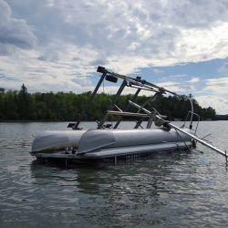 Dock and Boat Lift Installation and Removal in Northern